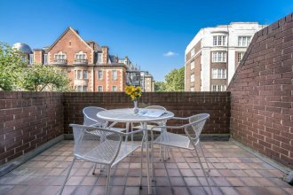The Brompton Road Escape - Modern 3bdr + Rooftop Terrace Next to Harrods