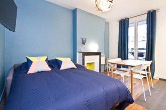 Appartement Canal Saint-Martin