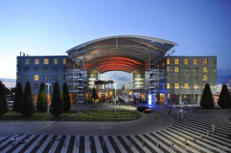 Hilton Munich Airport Hotel (ex. Kempinski Airport München)