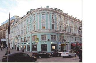 D отель на Тверской