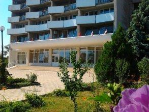 Гостиница Мирный курорт