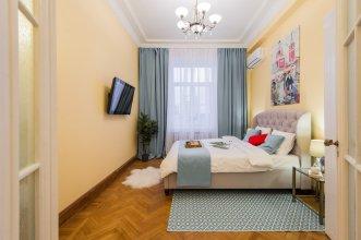 Апартаменты GM, Кудринская площадь, 1