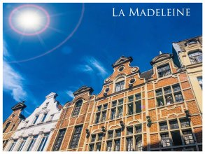La Madeleine Grand Place Brussels