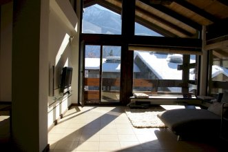 EcoChalet Apartments in Krasnaya Polyana