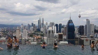 Regalia Suites & Residences KLCC Infinity Pool by 109 Global Host