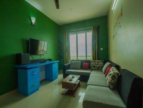 OYO 15536 HOME Elegant 2BHK Mapusa