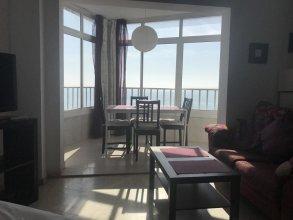 Studio In Torremolinos, With Wonderful Sea View, Pool Access, Furnishe
