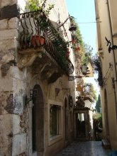 Apartment With one Bedroom in Giardini Naxos, With Wonderful City View, Balcony and Wifi