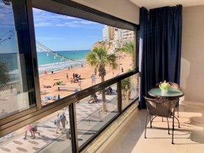 Levante Seafront Beach Apartment