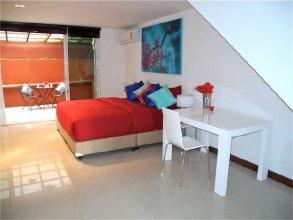 Sunrise 3 bedrooms Modern Apartment In Nai Harn