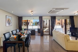 Seafront Protaras Villa 7-5 bedroom villa