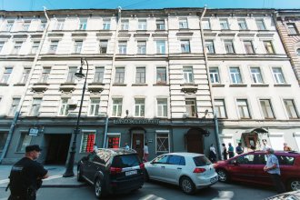 Duplex Apartments on Pushkinskaya 12