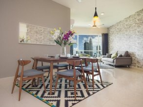 Crest Luxury Apartment - 3 Beds - 5min Twin Towers