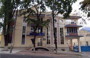 Отель Месогиос