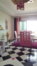 Apartment With 2 Bedrooms in Ville Nouvelle, Fès, With Wonderful City View, Balcony and Wifi