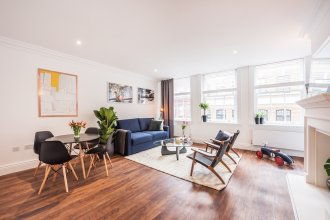 Curated Stunning 1-Bed Soho #2
