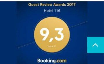 Отель 116 Премиум