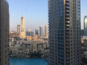 Dream Inn Dubai Apartments - Burj Residence 2BR Apartment