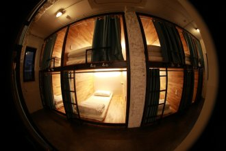 Seoul Cube Hotel - Hostel