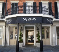 St. James Hotel New Orleans Downtown (French Quarter Area)