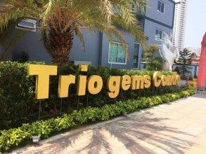 Trio Gems Condo Beach