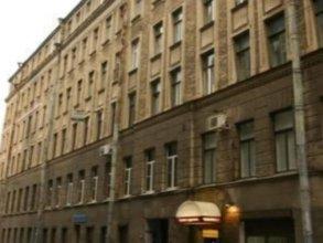 Меблированные комнаты Ринальди на Петроградской
