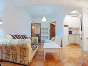 Apartamento en Almagro con cama Matrimonio SAG1E