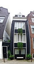19th century storehouse in the Jordaan