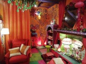 Calcata Artists Room