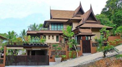 kokohousesamui pool villa