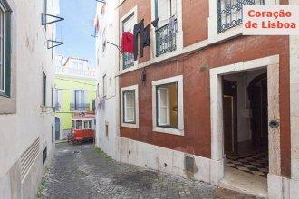 Coracao de Lisboa - Alfama Inside