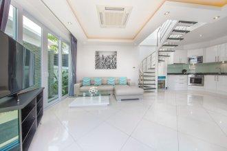 Colibri Pool Villa Pattaya