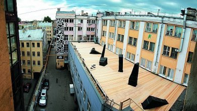 Location Hostel na Ligovskiy 74