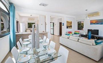 Rent a Luxury Villa in Cyprus Close to the Beach, Protaras Villa 1216