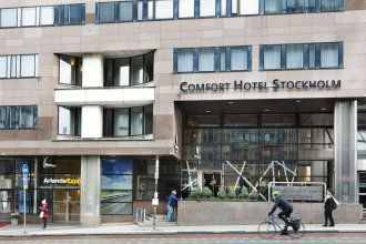 Comfort Hotel Xpress Stockholm Central (ex. Comfort Hotel Stockholm)