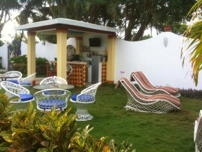 House With one Bedroom in Boca Chica, With Wonderful City View, Shared Pool and Wifi - 600 m From the Beach