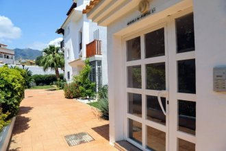 Apartment With 2 Bedrooms in Benalmádena, With Pool Access and Terrace