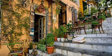 Back To Tradition In The Heart Of Plaka