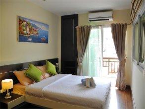 Phuket Villa Patong 1 bedroom Apartment Mountain View