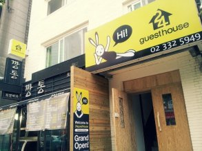Shinchon Hongdae Guesthouse