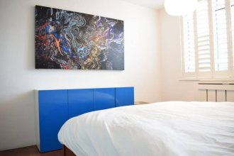 2 Bedroom Apartment Sleeps 4 in Clerkenwell