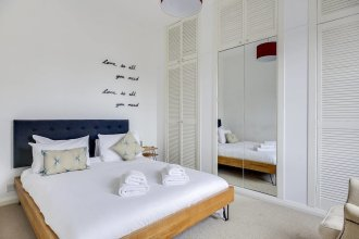 Notting Hill Beauty 2bdr With Roop Terrace
