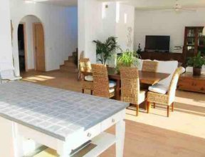Villa With 4 Bedrooms in Olivella, With Wonderful sea View, Private Pool, Enclosed Garden