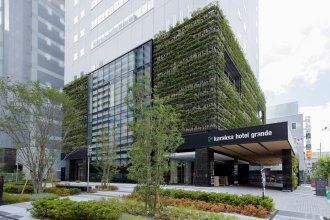 karaksa hotel grande Shin-Osaka Tower