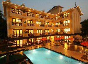 Resort De Coracao By FIRST HALT - Calangute, Goa
