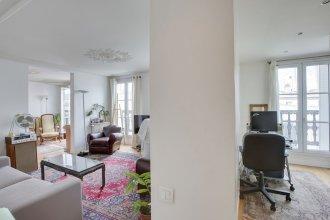 Apartment for 5 - Place des Vosges