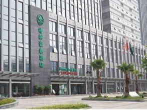GreenTree Inn Jiangxi Yingtan Railway Station Square Business Hotel