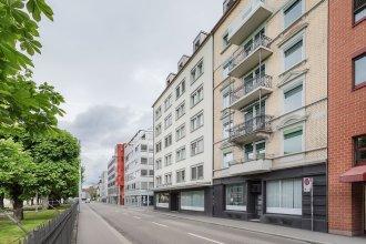 VISIONAPARTMENTS Zurich Militärstrasse