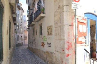 RH FARINHAS 5, Lisbon Center Apartment