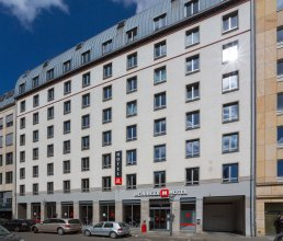 MEININGER Hotel Leipzig Hauptbahnhof